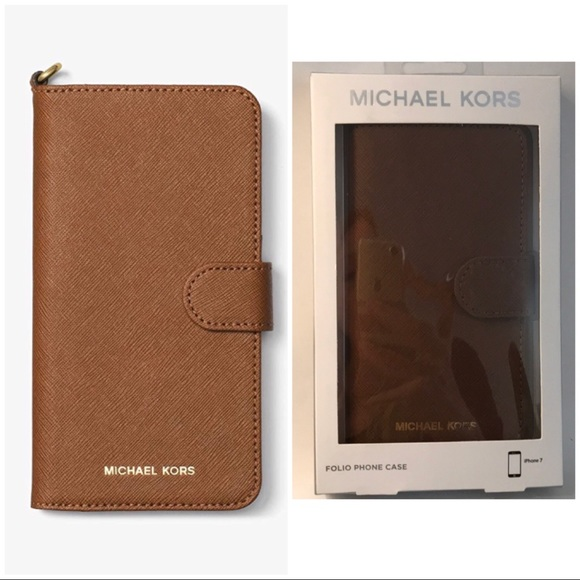 fa304b33be96 Michael Kors wallet phone case for iPhone 7